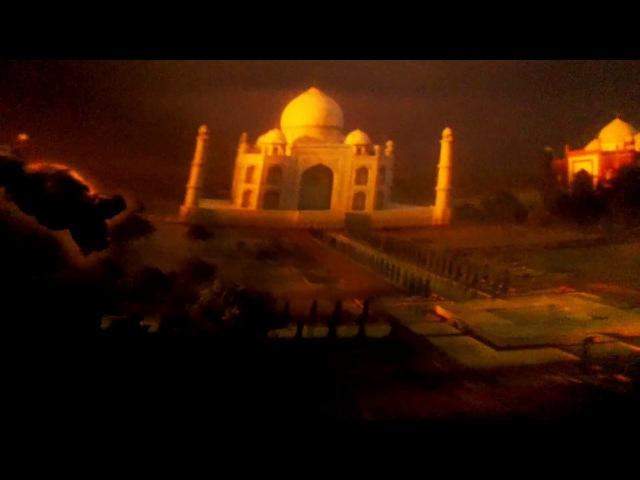 Krrish: Hero's Flight at Bollywood Parks Dubai - Full Ride