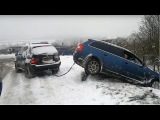 Ice And Snow Car Crash Compilation 40 - Black Ice !