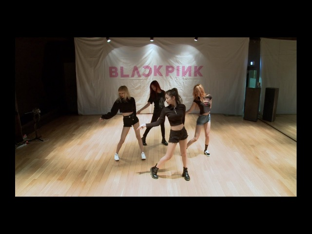 BLACKPINK - '불장난(PLAYING WITH FIRE)' DANCE PRACTICE VIDEO