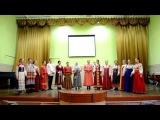 РФ гор. Новомосковск Народный хор НМК им М И  Глинки