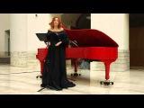 Елена Макарова - голос барокко. Концерт на церемонии передачи в дар Эрмитажу кос ...