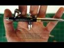 Обзор аэрографа Harder and Steenbeck Evolution CR Plus Silverline AL