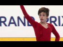 Alp Eren OZKAN TUR - Men Free Skating MINSK 2017