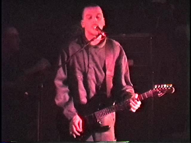 Godflesh - (The Abyss) Houston Tx 12.5.96