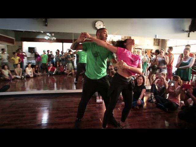 William Paloma-Dance Festival at the Center of the Universe 2016-Zouk Demo