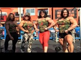 Collection Muscle women! FBB 2017! Female Bodybuilding 2017! Girl Muscles 2017! Crossfit Girls
