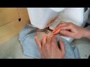 Подшиваем трикотаж на швейной машине