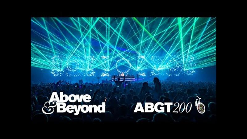 Above Beyond Live at Ziggo Dome Amsterdam Full 4K HD Set ABGT200