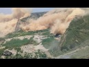 Dramatic Mexico City Earthquake footage (Prt 1)