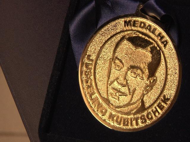 UFJF entrega Medalha Juscelino Kubitschek 2013