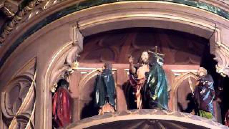 France - Strasbourg - L'Horloge astronomique de la cathédrale