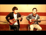 Mark Ronson ft. Bruno Mars - Uptown Funk (ukulele live cover)