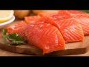 Как правильно и вкусно засолить Сёмгу Форель Лосось слабосолёный light salted salmon