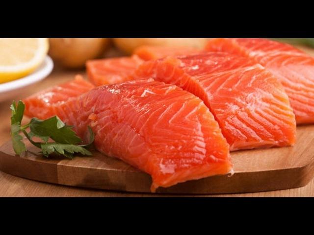Как правильно и вкусно засолить Сёмгу, Форель. Лосось слабосолёный.(light-salted salmon).