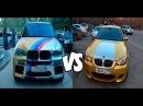 Bmw m5e60 vs bmw x5m ccdplanet Ravil_Play