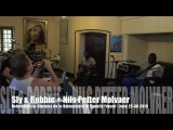 Sly &amp Robbie + Nils Petter Molvaer = Rehearsals in Bretonniere - June 2015