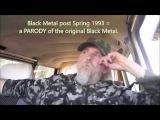 Варг Викернес - Про Сатанизм на Норвежской Black Metal сцене. 1991-1993гг. (rus subs)