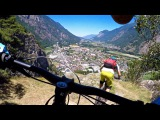 I LIKE THE ROCKY STUFF Ben Jones Mont Blanc Enduro Day 1 Part 2