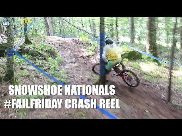 Crash Reel Snowshoe Downhill Nationals
