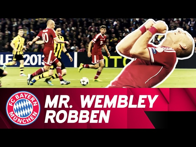Mr. Wembley! | Champions League 2012/13