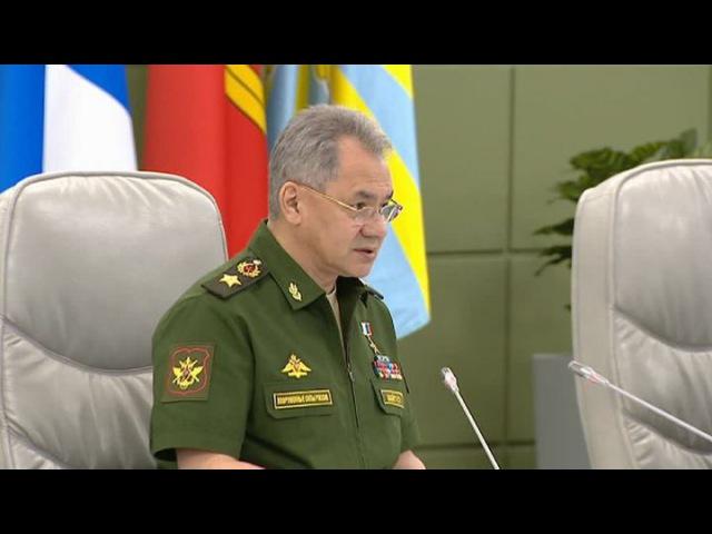 Вести.Ru: Шойгу объявил об окончании гражданской войны в Сирии