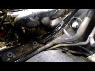 Porsche cayenne (Порше кайен). Поломка двигателя