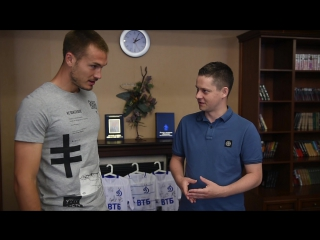 Тони Шунич разыграл футболки в instagram среди покупателей интернет-магазина Динамо
