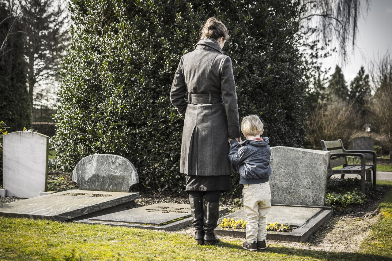 разговор с детьми о смерти