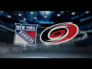 Каролина - Рейнджерс 4-3. 10.03.2017. Обзор матча НХЛ