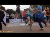 Веселый клип Опа Гангам Стайл Букет из белых роз ( Remix HD )