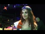 Юлия Домбровская - самая красивая участница конкурса по мнению читателей