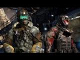 Dead space 3 - Играем в кооп #1