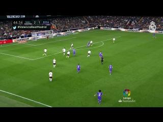 Обзор матча Валенсия 2-1 Реал Мадрид (22.02.17, Ла Лига, 16-й тур)