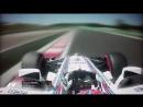 Первые круги Пола ди Ресты в Williams Racing FW40 Венгрия 2017 квалификация
