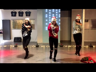 Let it snow - Jessica Simpson - Christmas Dance - Navidad Baile - Easy Fitne