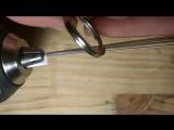 Helix framed stapel coil
