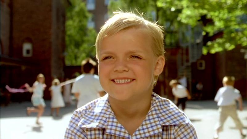 Мужичок / Lille Mand / Little Man (Дания, 2006)