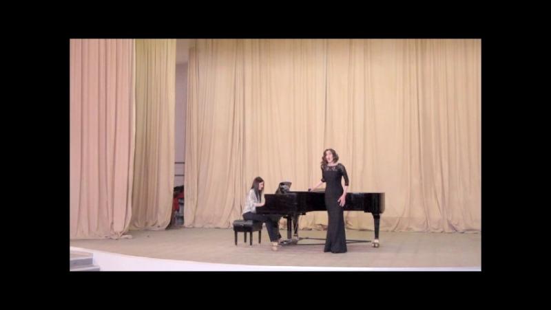Татьяна Шевчук - песня Наташи из оперы Русалка / А.С. Даргомыжский