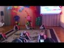 Гимнастический танец на выпускной