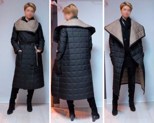 Сшить куртку на синтепоне своими руками 76