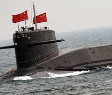 Подводные лодки Китая
