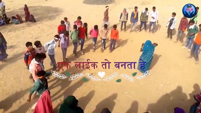 Adivasi dance video gujarati