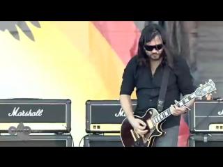 KYUSS - Green Machine-Live Op Pinkpop 2012)