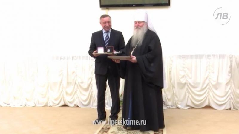 Олег Королев награжден за большой вклад в организацию празднования 1000-летия русских на горе Афон