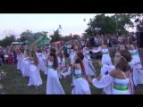 Танец  на Ивана Купала в г. Шпола