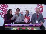 Гран-При Китая. Танцы на льду. Короткая программа. Алесандра СтепановаИван Букин