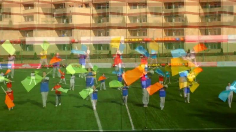 DPrime - Флаг-Шоу 2о.о3.2о12 г.