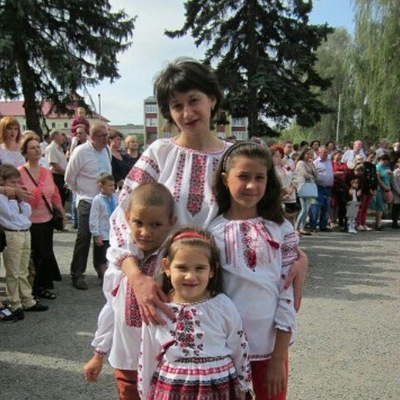 Іrina Galіschuk, Hotin