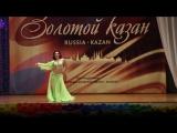Gribova Inna. Kazan-2016-1 место-Корона Казани-сеньеры.
