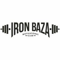 Логотип IronBaza -Спортивно-мотивационый клуб в Брянске